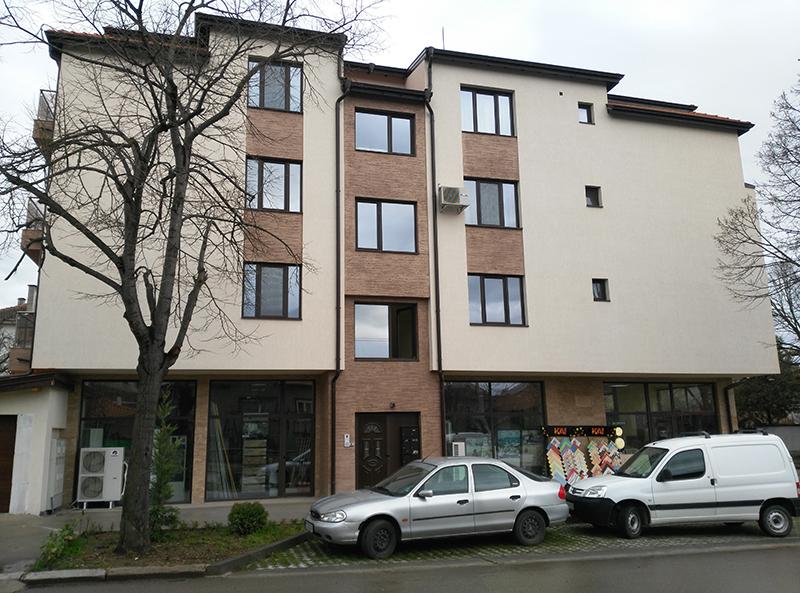 жилищна сграда от град Казанлък