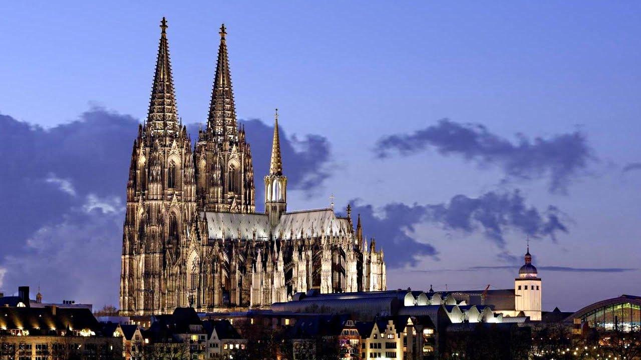Резултат с изображение за Кьолнската катедрала.